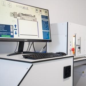 Laboratory machines validation